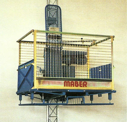Small Goods Hoist from Maber